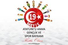 Atatürk'ü Anma Gençlik ve Spor Bayramı Kutlu Olsun. | Yurtlar Evimiz - Öğrenci Yurdu Arama Platformu #atatürk #19mayıs #19may #youthandsportsday #özelgünler #yurt
