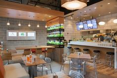 fast casual restaurant kitchens   Two Former McDonald's Executives Are Leading A Fast-Food Revolution