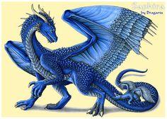 Saphira---- Eragon, Inheritance series. My favorite story from childhood.