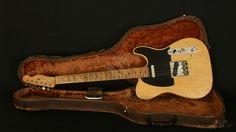 Fender Broadcaster 1950 Guitar For Sale Ten-Guitars