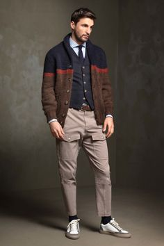 Brunello Cucinelli - Fall 2017 Menswear