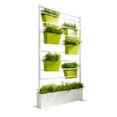 Blooma Vegetal Wall by Kingfisher Sourcing & Offer Product Design, via Behance