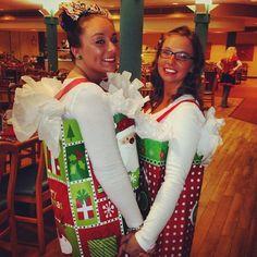 Christmas Present Costume!