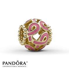 Pandora Ribbon Charm
