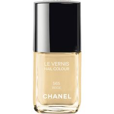 CHANEL LE VERNIS NAIL COLOUR (€21) found on Polyvore