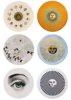 Fornasetti Tables