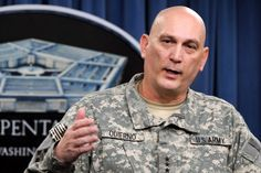 Army Chief of Staff: Obama to Blame for Rise of Islamic State