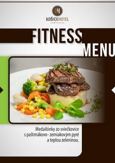 Fitness menu #food