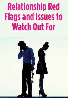 There are certain red flags that can show up early on in a relationship that, when ignored, end up being a relationship's downfall.