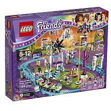 "LEGO FRIENDS Amusement Park Roller Coaster 41130 - LEGO - Toys""R""Us"