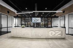OZ Minerals Head Office - Studio Nine Architects Architects, Minerals, Bathtub, Studio, Projects, Standing Bath, Log Projects, Bathtubs, Blue Prints