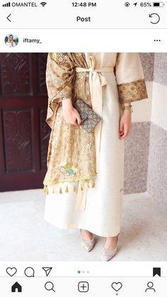 تصاميم ملابس Coffin Nails coffin nails uses Hijab Fashion Summer, Modest Fashion, Fashion Dresses, Moslem Fashion, Arab Fashion, Hijab Style Dress, Arabic Dress, Mode Abaya, Abaya Designs