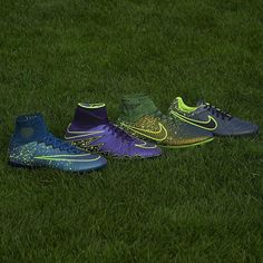 Coming to SoccerPro in a week's time...the Nike 'Electro Flare' Pack.