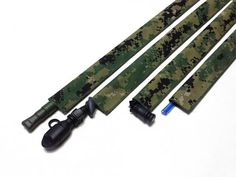 AOR2 Cordura Hydration Pack Drink Tube Cover