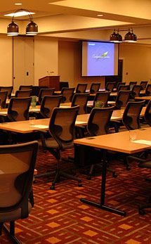 Your success is our greatest ambition, in an environment designed to inspire. Communicate, collaborate and celebrate the components of your business in a professional working space secluded from the outside world in our San Diego meeting facilities and conference rooms