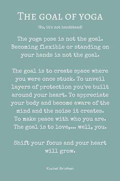 Wisdom by the wonderful Rachel Brathen <3 #yogaquotes #yogainspiration #yogaeverydamnday