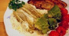 Tilápia csőben sült cikóriával, pagoda karfiollal | Nosalty Tilapia, Fish, Chicken, Pisces, Cubs, Cichlids