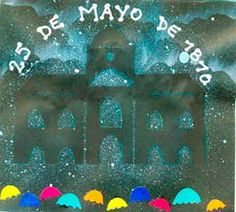 Manualidades para el 25 de mayo | Mi Sala Amarilla