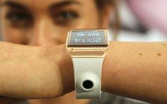 IFA 2013: Samsung lança Galaxy Gear, relógio inteligente com câmera embutida - Tecnologia - iG