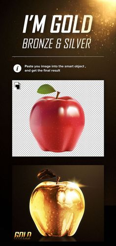 Cool & free Photoshop effects for your objects, shapes or texts