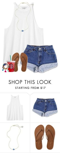 """Got out for Spring Break yesterday // Jasmine"" by southern-prep-gals ❤ liked on Polyvore featuring Monki, Kendra Scott, Aéropostale and BaubleBar"