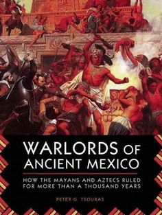 Learn the unbelievable true history of the great warrior tribes of Mexico. More than thirteen centuries of incredible spellbinding history are detailed in this intriguing study of the rulers and warri
