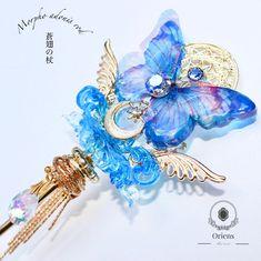 Kawaii Accessories, Kawaii Jewelry, Cute Jewelry, Jewelry Accessories, Diy Schmuck, Schmuck Design, Kawaii Crafts, Kawaii Room, Diy Resin Crafts