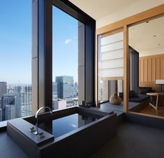 Japanese Perfection in Hotel Aman Tokyo – Gravity