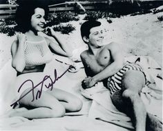 Frankie Avalon - loved the beach movies with Annette