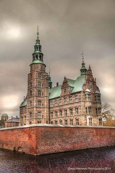 rosenborg castle / Denmark