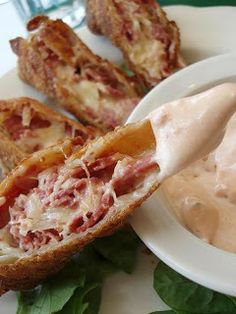 Worlds Best Recipes: How About These Delicious Reuben Rolls