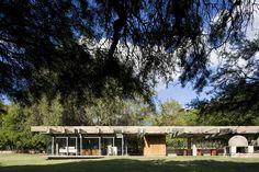 Galería - Pabellones de Granja / Bertolino Barrado Arquitectos - 1