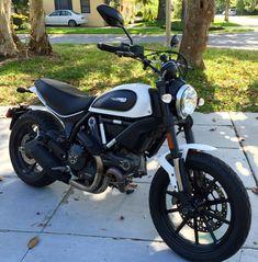 In black and white... | Ducati Scrambler Forum