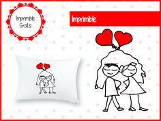 Almohada Chicos Love