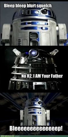 Together We Can Exterminate the Galaxy I I love when my fandoms cross state lines!