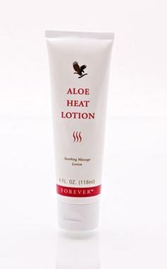 aloe heat lotion forever pris