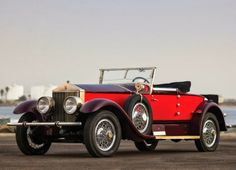 Rolls-Royce Phantom I Special Roadster by Hibbard & Darrin 1928