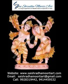 Sai Shradha Moorti Art is offering excellent Indian Marble God Statues Manufactures and also gives a wide range of Indian Marble God Statues. For details call @