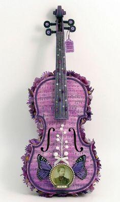 violino violet...
