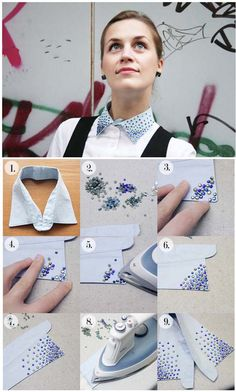 OKAJewelry Show: How To Make Collared Necklace DIY Tutorials