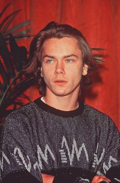 """I'm not giving anything up. I have nothing to prove or hold onto. It's definitely not the fame or the finances that keep me going. It's what I get out of it."" ~River Phoenix"