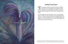 Healing in Heart Space, Pony Ponderings, Inspiration Cards