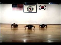 20 min Martial Arts Workout - YouTube