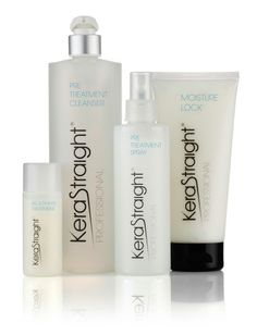 Kerastraight Ultimate Smoothing Treatment System