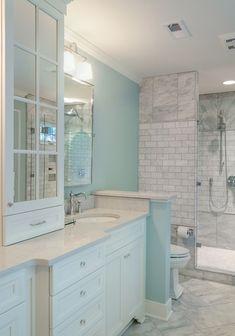 Coastal Beach House Bathroom Remodel Designs (62)