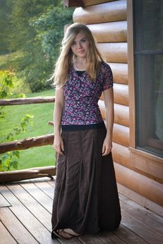 Fresh Modesty Blog I love this style of modest clothes!