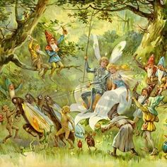 gnomes elves & forest fairies - Google zoeken