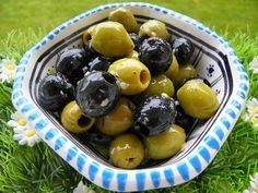 OLIVES MARINEES (Thermomix)