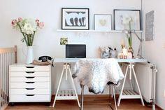 Saiba como decorar o seu home office
