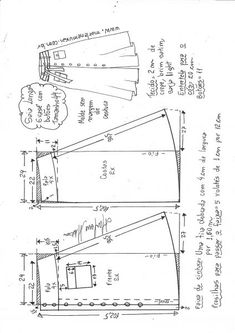 56 Ideas For Sewing Skirts Maxi Dress Tutorials Dress Making Patterns, Skirt Patterns Sewing, Clothing Patterns, Pola Rok, Baby Dress Tutorials, Costura Fashion, Pattern Draping, Make Your Own Clothes, Creation Couture